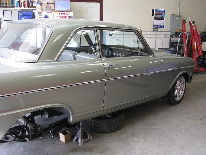 ** 1962 Chevrolet Nova **