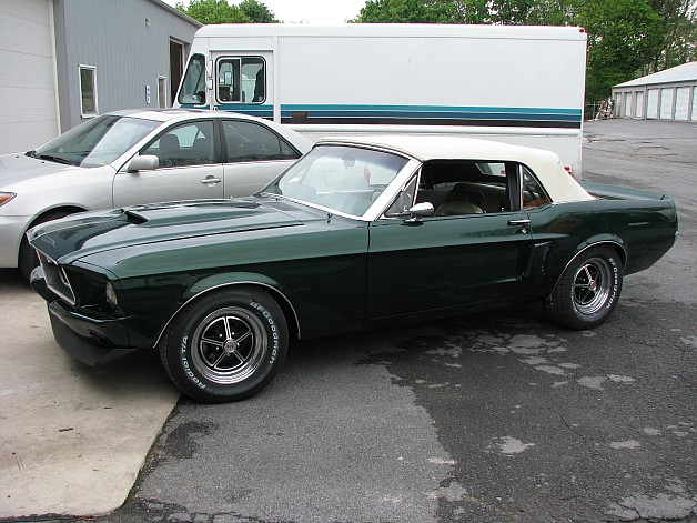 ** 1967 Shelby GT350 Convertible **